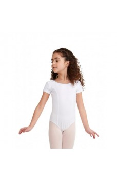 Capezio princess short sleeve leotard for children
