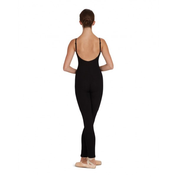 Capezio unitard with adjustable straps