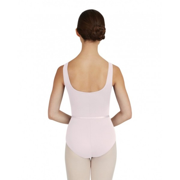 Capezio Tactel V Neck Leotard, children leotard
