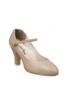 "Capezio Theatrical Footlight 3"", character shoes"
