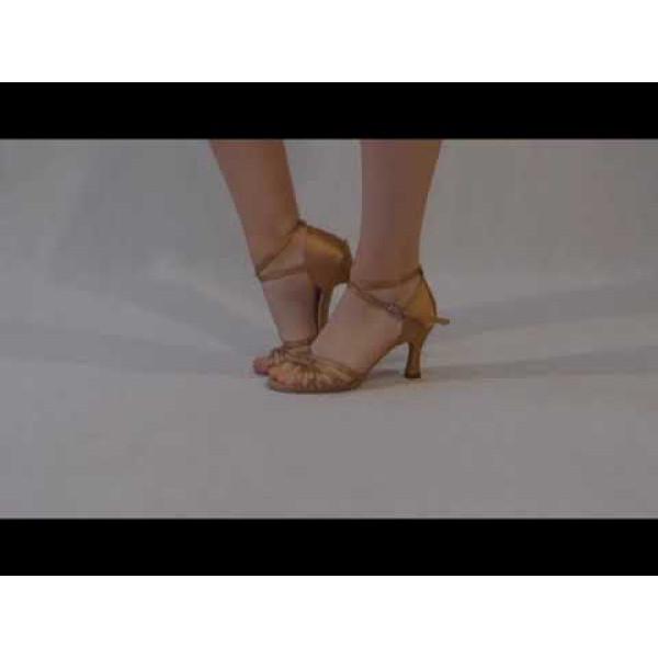 Sansha Alaia, ballroom dance shoes