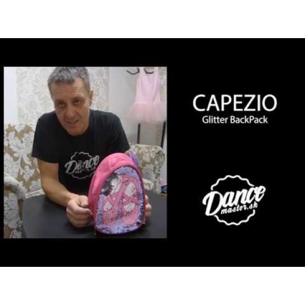 Capezio Glitter BackPack