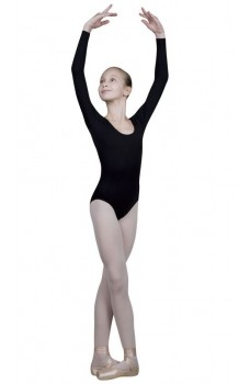 Sansha Suzanna, long sleeve leotard