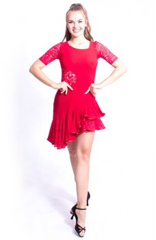 Latin dance dress 216 for women