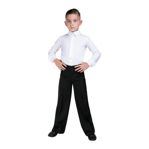 Ballroom pants for boys Basic