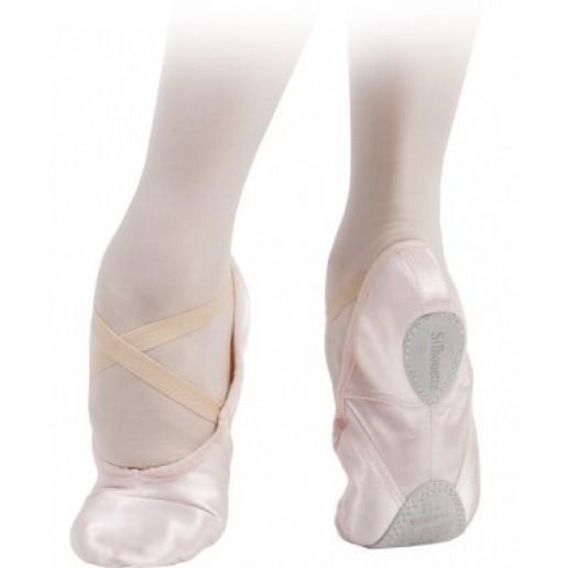 Sansha Silhouette 3S, ballet shoes