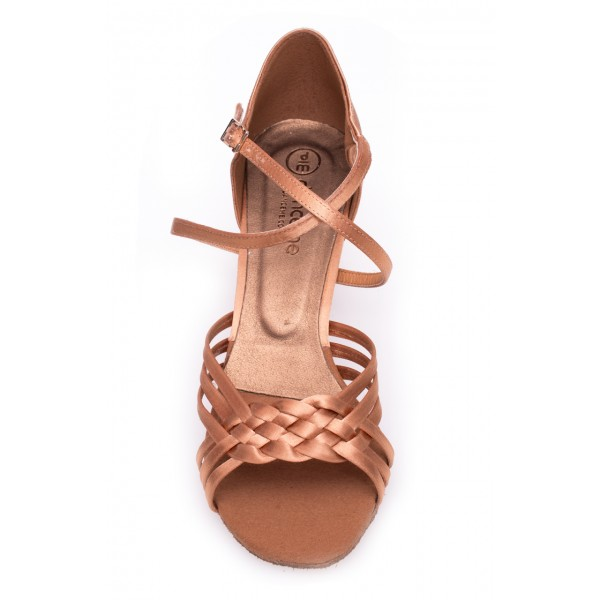 DanceMe, interlaced latin shoes for ladies