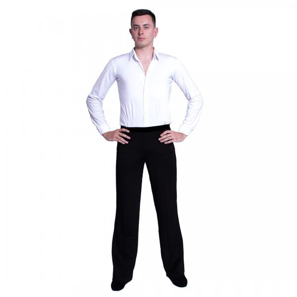 Ballroom dance shirt, body basic for men