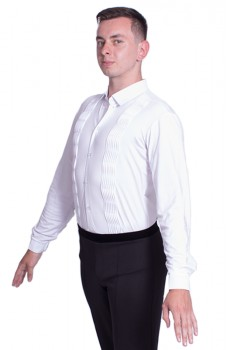 Ballroom shirt, body Pro for men