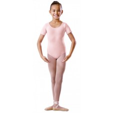 Bloch BU201C, Short Sleeved Leotard