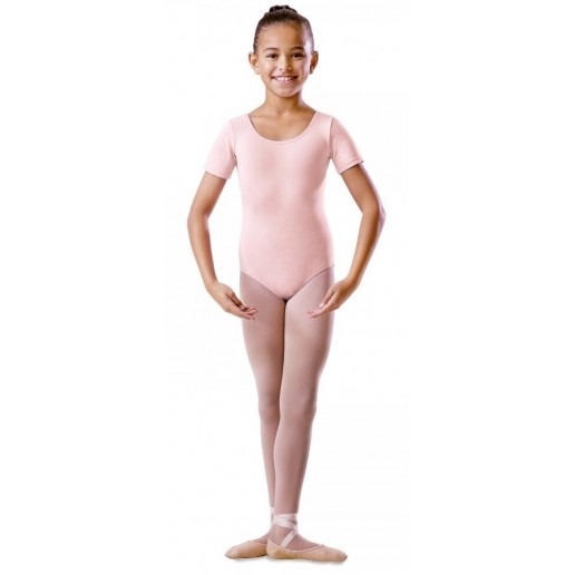Bloch basic, Short Sleeved Leotard