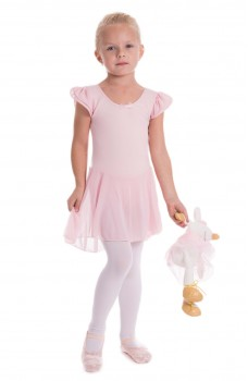 Capezio children ballet leotard with skirt
