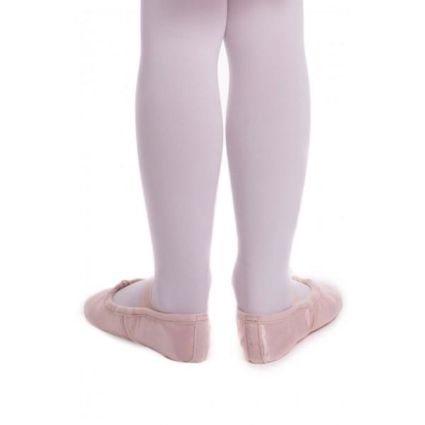 Capezio Satin Daisy ballet shoes for children