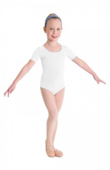 Bloch ballet, Short Sleeve Leotard