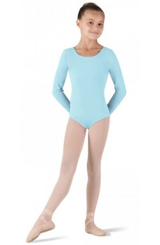 Bloch Petit, long sleeve leotard
