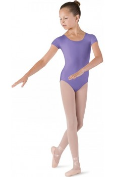 Bloch Dujour, short sleeve leotard