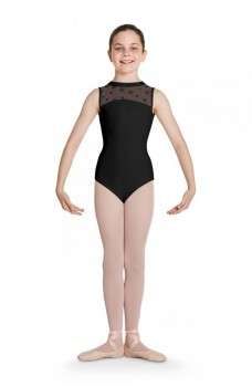 Bloch Theodora, ballet leotard for children