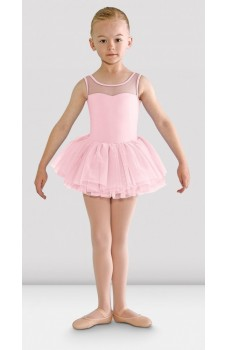 Bloch Emica, leotard with a tutu skirt