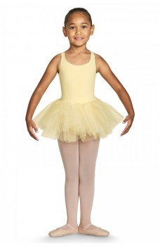 Bloch Clara CL7835, leotard with tutu skirt for kids