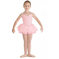 Bloch Valentine, leotard with tutu skirt for kids