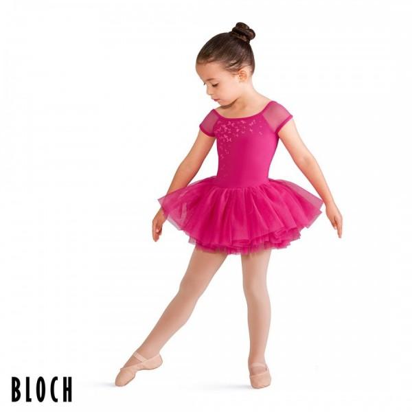 Bloch Abelle, leotard with tutu skirt for girls