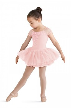 Bloch Abelle, leotard with tutu skirt for girls