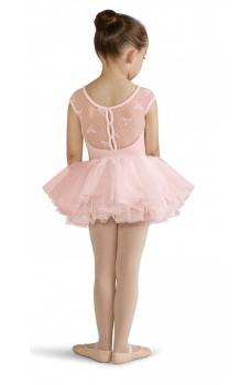 Bloch Elenore, childrens leotard with a tutu skirt