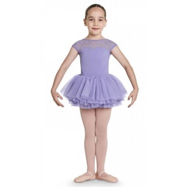 Bloch Bridine, leotard with tutu skirt for girls