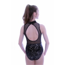 Capezio Damask High Neck, leotard