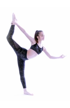 Capezio Damask, leggings for kids