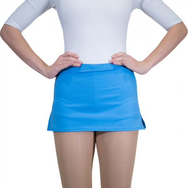 Capezio, skirt with shorts