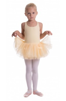 Bloch Clara, leotard with tutu skirt for kids