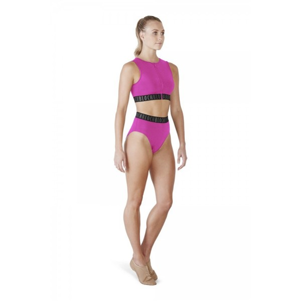 Bloch Ladies Teigan High Waist, briefs