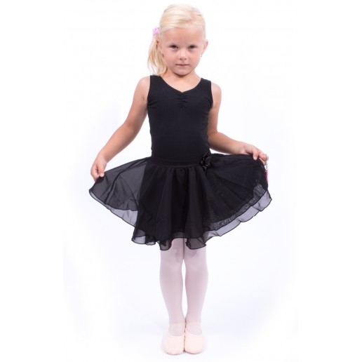 Sansha Kristie, two-layered ballet skirt