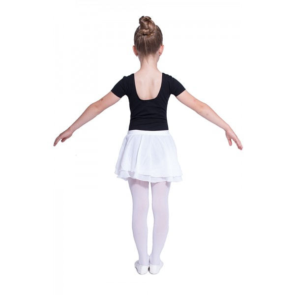 Sansha Kristie, two-layered ballet skirt