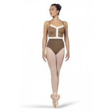 Bloch Amora L4937, leotard with straps