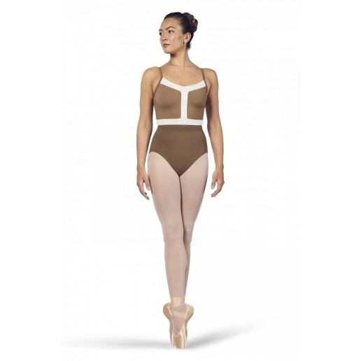 Bloch Amora, leotard with straps