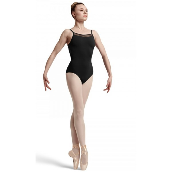 Bloch Eyal, thin strap leotard