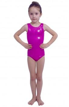 Bloch Leos Foil Tank, Children gymnastic leotard