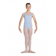 Mirella Sweetheart neckline, leotard for girls