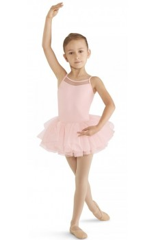 Mirella Cord mesh, leotard with a tutu skirt