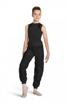Mirella warm-up pants for girls