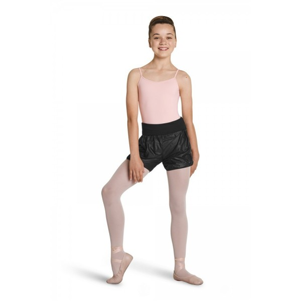 <span style='color: red;'>Out of order</span> Mirella Rip stop warm-up shorts for girls