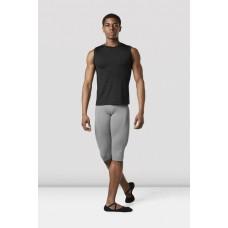 Bloch MT011, mens fitted muscle-men's sleeveless t-shirt