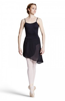 Bloch asymmetrical ballet skirt