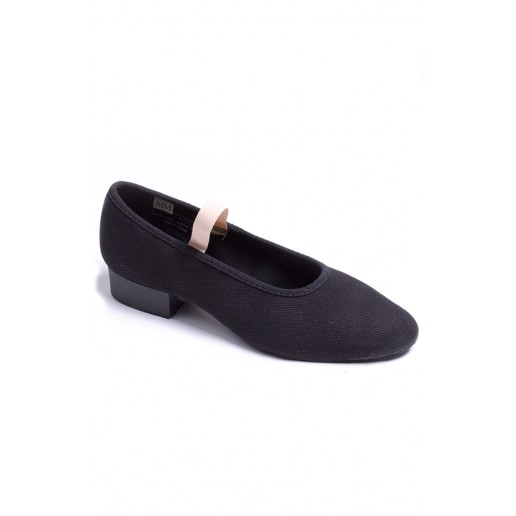 Sansha Rondo polka, canvas character shoes