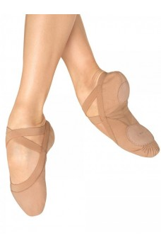 Bloch Pro Elastic, ballet gym shoes
