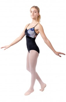 Guilaine ballet leotard with straps