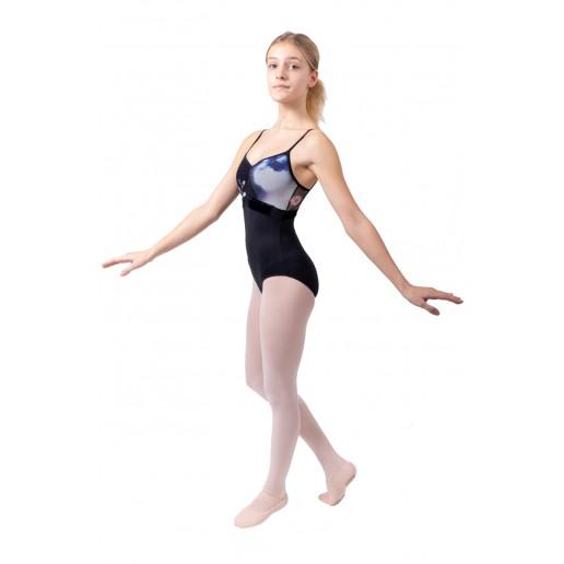 Guilaine ballet leotard with straps