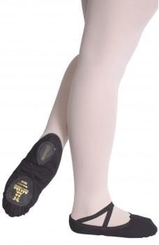 Sansha Silhouette 3C, ballet slippers for kids